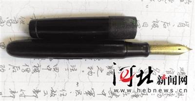 【保定抗战记忆】钢笔背后弃暗投明的故事(图)